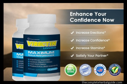 Virectin Review: Can Virectin Boost your Sexual Power? - The Complete Herbal Guide