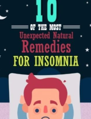 Natural Sleeping Aids: 10 Surprising Natural Remedies For Insomnia {Including Infographic}