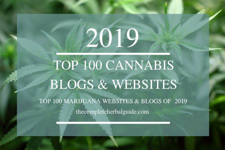 Best 100 Cannabis Blogs of 2019 To Follow