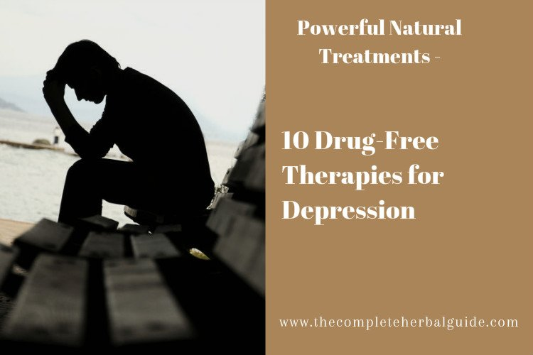 10 Drug-Free Therapies for Depression