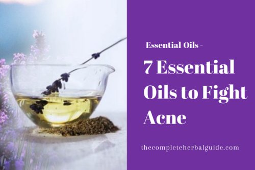 7 Best Essential Oils for Acne