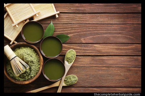 Six Reasons to Have Matcha Green Tea Every Day - The Complete Herbal Guide