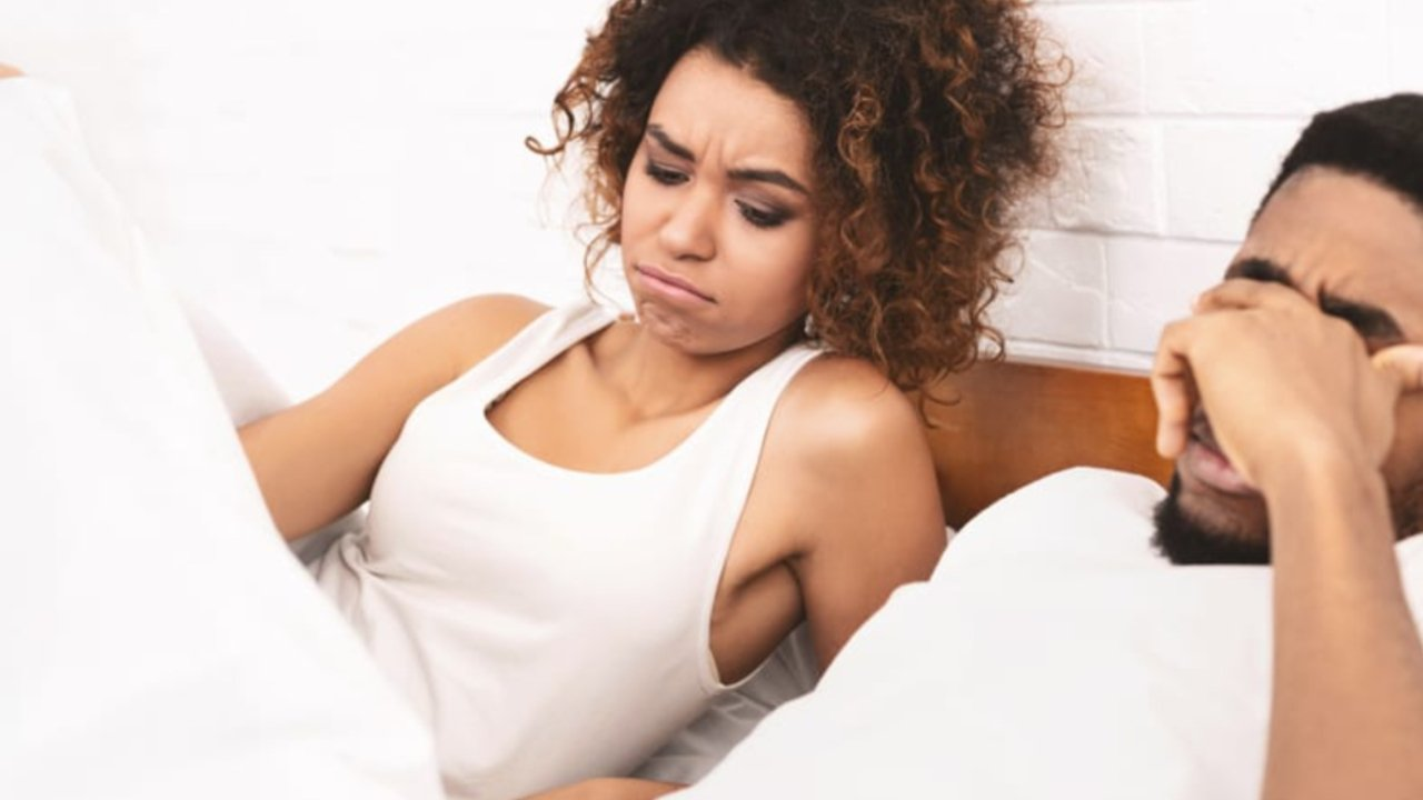 Stress and Anxiety Can Cause Impotence – Here's how to fix the problem