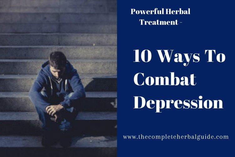 Top 10 Ways to Combat Depression