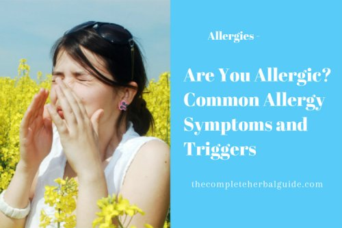 13 Natural Ways to Defeat Allergies - The Complete Herbal Guide