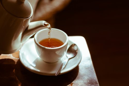 Healthy Teas for Healthy, Young, Radiant Skin