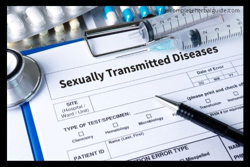 Herbal Solutions That May Help with STD Symptoms