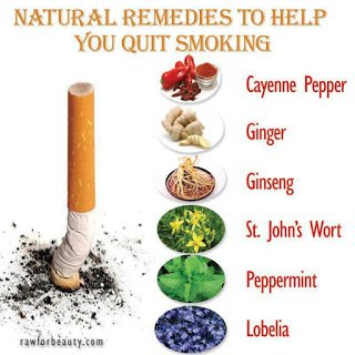 9 Natural Remedies To Help You Quit Smoking