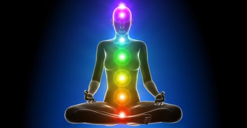 Basic Chakra Pranic Healing Through Chakra Colors - The Complete Herbal Guide
