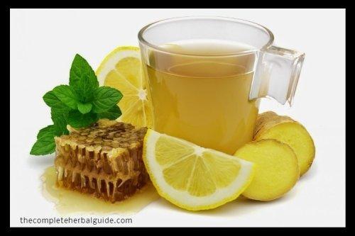 Tea Recipes that Heal Sore Throats