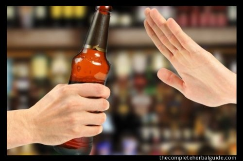 The How To's - 4 Ways to Quit Drinking Alcohol Naturally - The Complete Herbal Guide