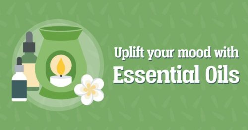 Uplift Your Mood with Essential Oils