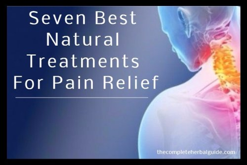 Seven Best Natural Treatments For Pain Relief