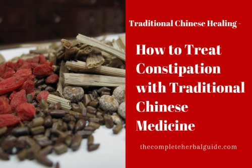 How to Treat Constipation with Traditional Chinese Medicine