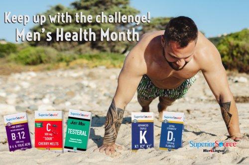 Review of Superior Source Vitamins Men's Health Bundle