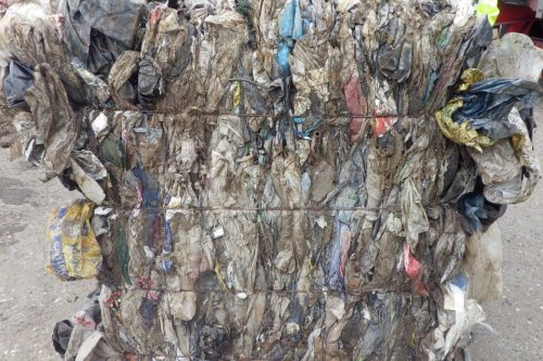 EA tackles illegal exports of construction's plastic waste