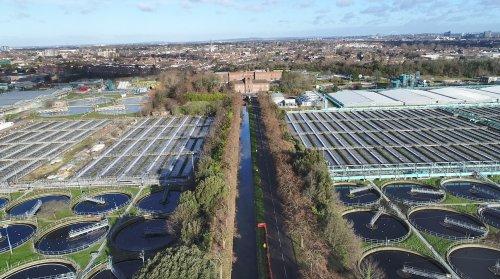 Kier wins £66m sewage works upgrade