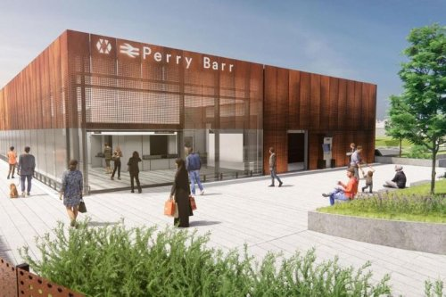 Galliford Try wins Perry Barr station renewal
