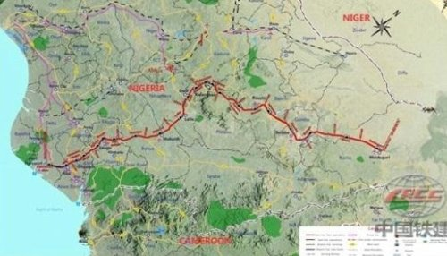 Chinese company lands $3bn Nigerian rail deal