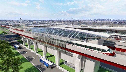 Four teams to bid for Newark elevated line