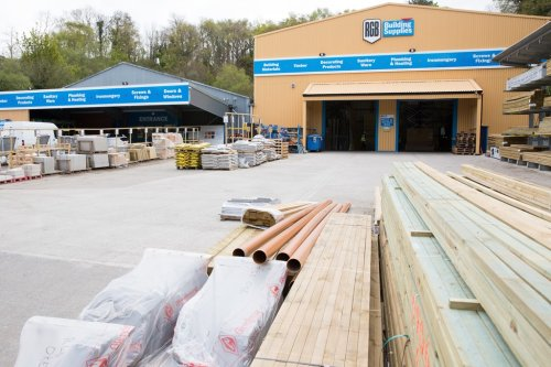 Cairngorm consolidates its builders' merchant acquisitions