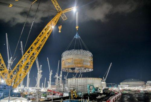 Big Carl makes second big lift as HPC team improves