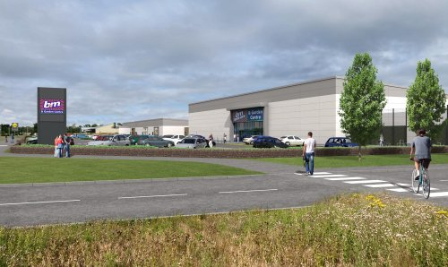 Plans submitted for £30m Dunbar retail park