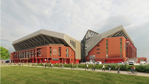 Buckingham Group confirmed for £60m Anfield expansion