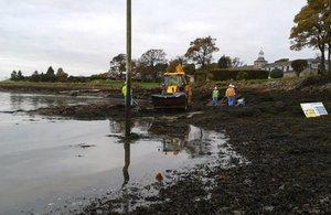 Balfour Beatty set to start remediation of Dalgety Bay