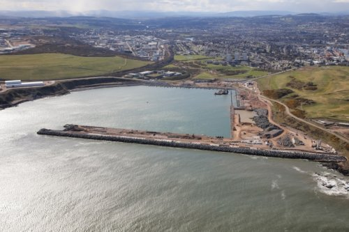 Contracts worth £60m awarded for Aberdeen Harbour