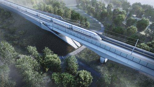 VolkerStevin brings in Taziker to help with HS2 viaduct
