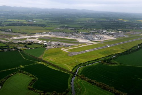 Edinburgh Airport turns to solar