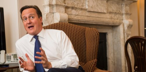 David Cameron and Greensill: this toothless regulator is absurdly easy to sidestep
