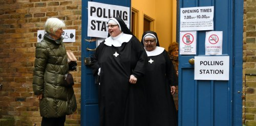 Britain's changing religious vote: why Catholics are leaving Labour and Conservatives are hoovering up Christian support