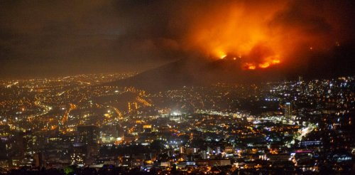 The Table Mountain fire: what we can learn from the main drivers of wildfires
