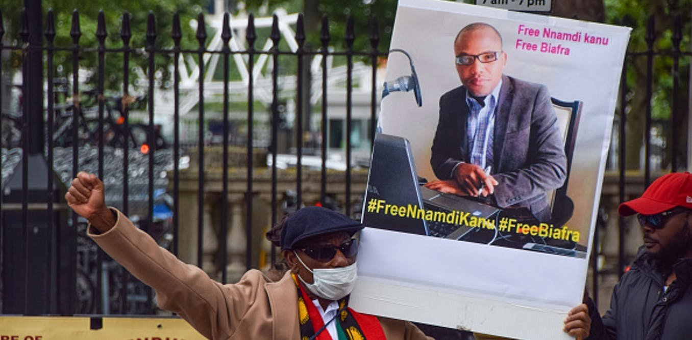 What drives the Indigenous People of Biafra's relentless efforts for secession