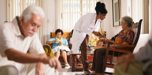 How to improve health and quality of life for long-term care residents: Sit less, move more