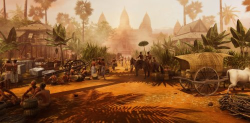A metropolis arose in medieval Cambodia – new research shows how many people lived in the Angkor Empire over time