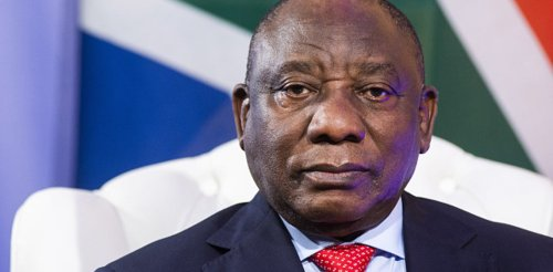 Ramaphosa appears -- finally -- to have his grip on South Africa's ruling ANC