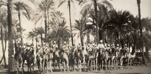 Uncovering the similarities between the police, crime, sentencing and courts bill and British colonial laws in Egypt