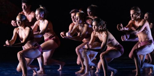 Sinuous, sinewy and transcendent: SandSong proves Bangarra is one of Australia's best dance companies