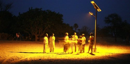 Renewable energy projects in rural Ghana have some built-in limitations
