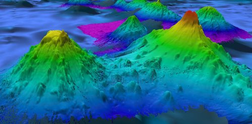 Scientists aim to build a detailed seafloor map by 2030 to reveal the ocean's unknowns