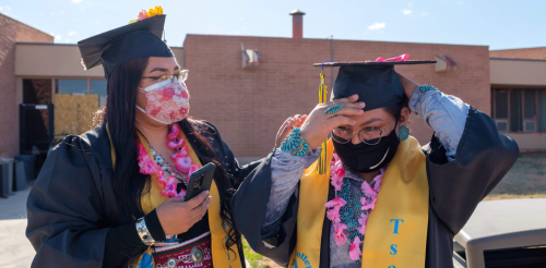 Tribal colleges empower Native students with an affordable, culturally relevant education – but need more funding