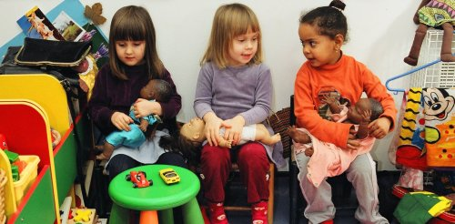 Why the UK childcare system is at breaking point
