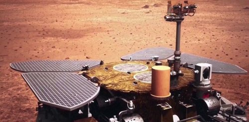 On its first try, China's Zhurong rover hit a Mars milestone that took NASA decades