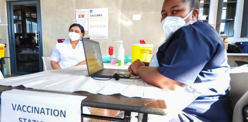 How the private sector can support South Africa's COVID-19 vaccine rollout