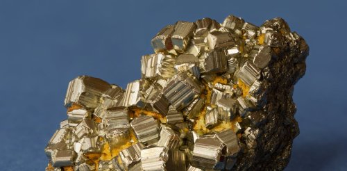 Not so foolish after all: 'fool's gold' contains a newly discovered type of real gold