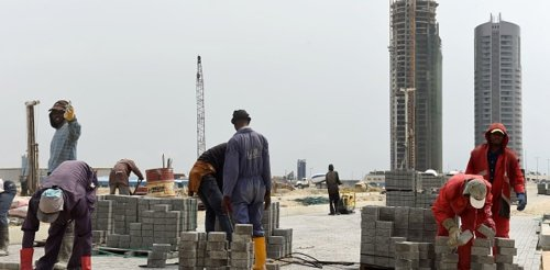 How women are locked out of Nigeria's construction industry