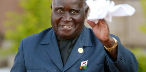 Kenneth Kaunda: the last giant of African nationalism and benign autocrat left a mixed legacy